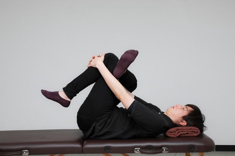 腰痛に効果的なストレッチ
