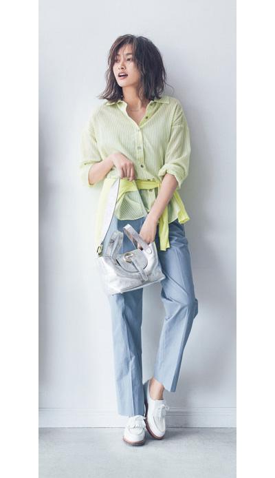 395daf1d61ce8 5月服装20選【レディース】大人の着こなし集 | Oggi.jp