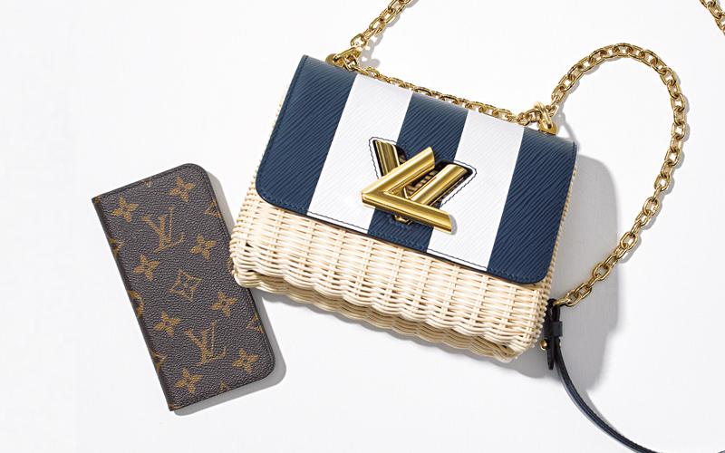 Louis Vuitton|ルイ・ヴィトンのかごチェーンバッグ