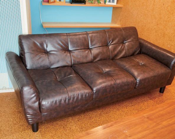 ヴィンテージのソファ