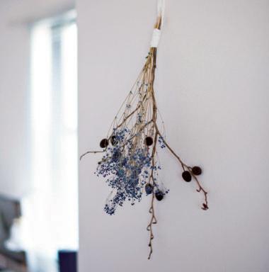 エデンワークスの花でつくったドライフラワー