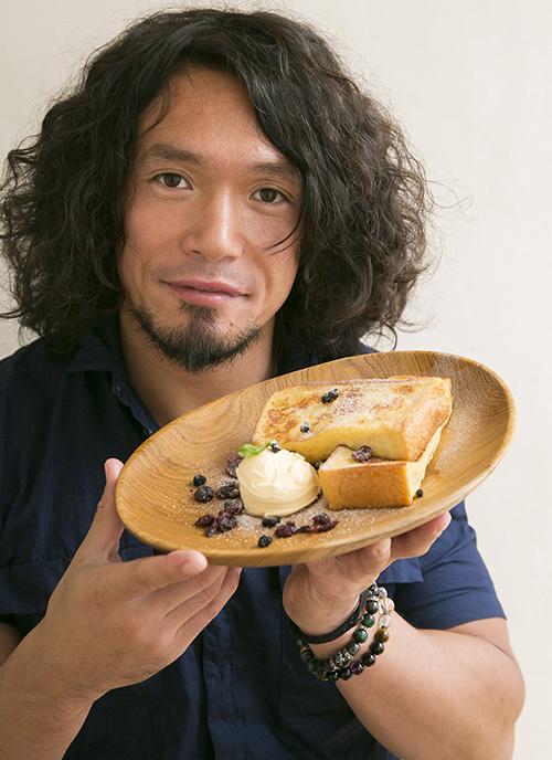 YAMATOとフレンチトースト