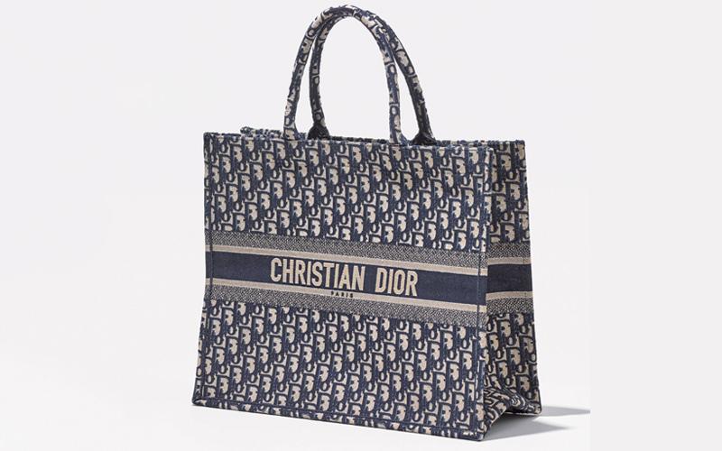 Dior|ディオールのビッグトートバッグ