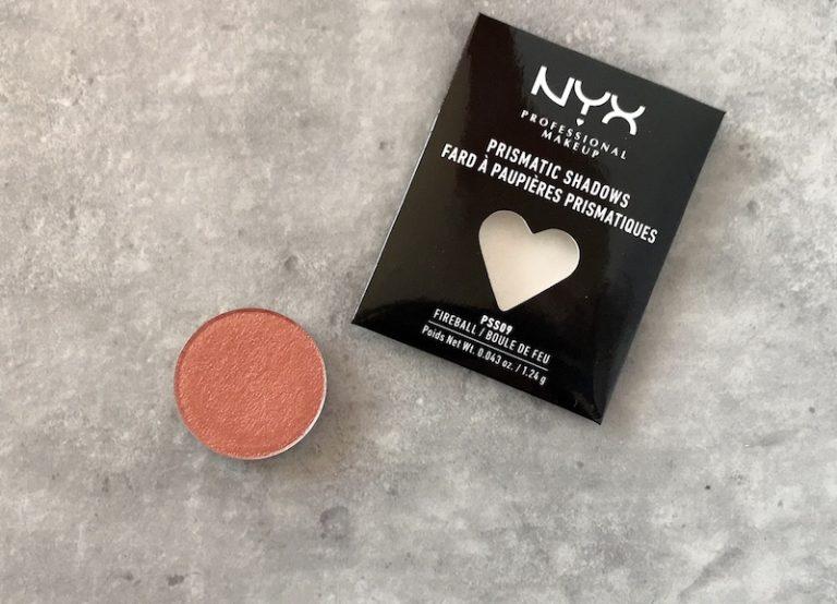 ロサンゼルス生まれのプチプラアイシャドウ【NYX Professional Makeup】