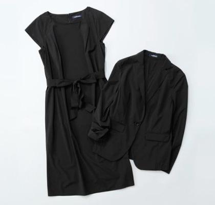 NEWYORKER(ニューヨーカー) サマータイムジャケット サマータイムドレス