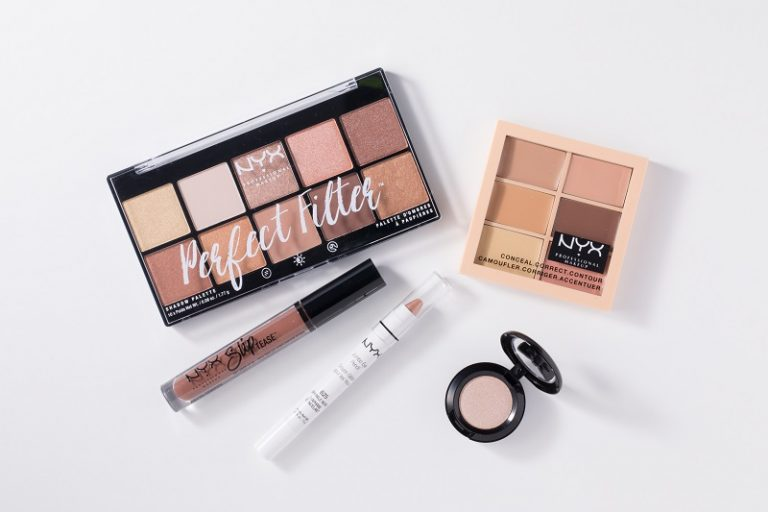 NYX Professional Makeup|パーフェクトフィルター シャドウ パレット