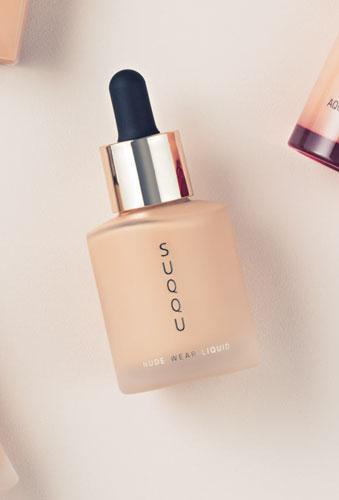 SUQQU|美容液オイル×光が織りなす煌めき素肌