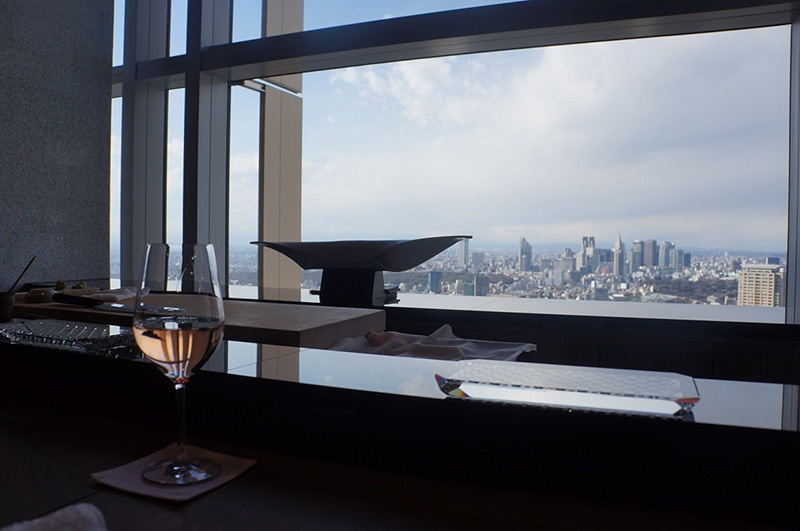 ザ・リッツカールトン東京『ひのきざか』