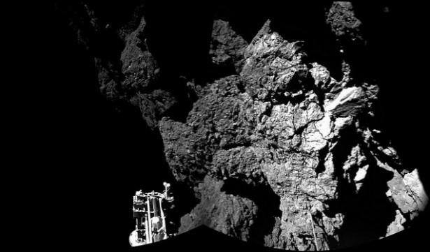 チュリュモフ・ゲラシメンコ彗星