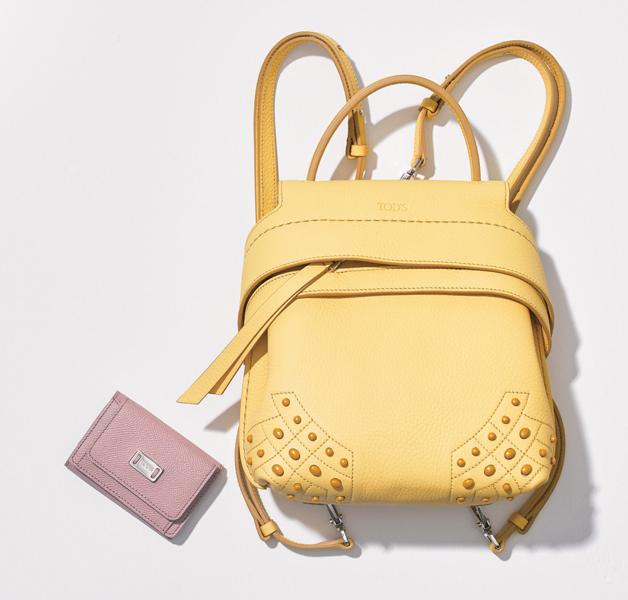 TOD'S|トッズのキレイ色バッグ