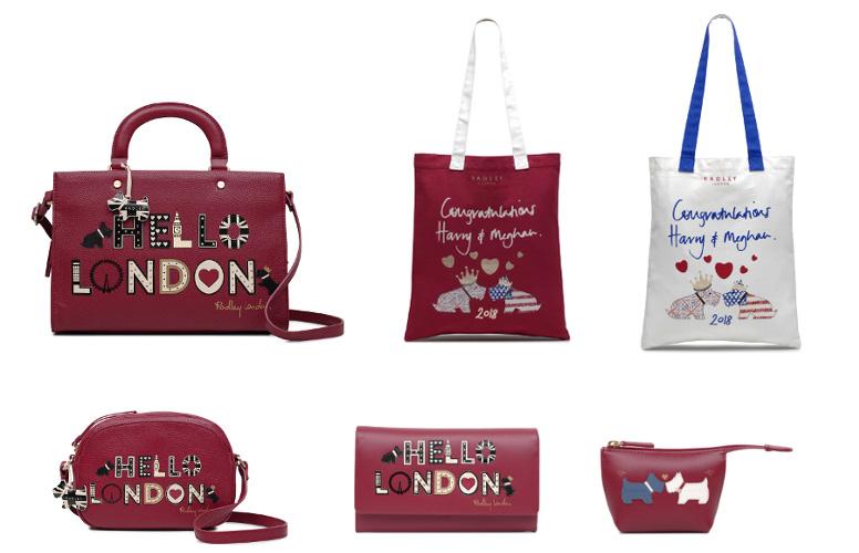 ラドリー ロンドン 新カプセルコレクション「London's Calling」