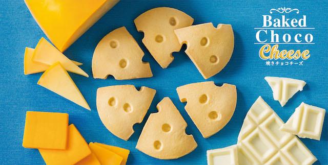 東京土産「焼きチョコチーズ」