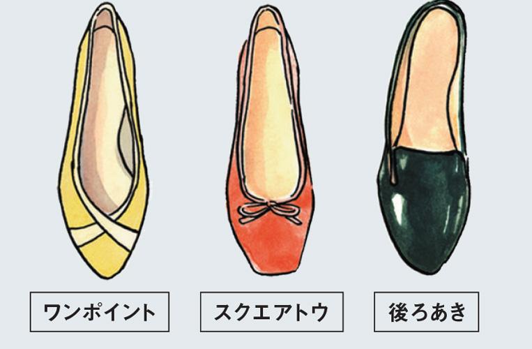 ミックス骨格の人が似合う靴