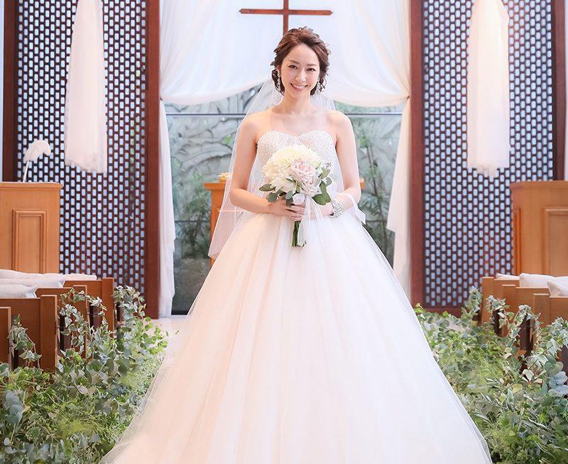 1fe6e5d8ef537 とうとう決めた運命のウェディングドレスは! |ドレス編 読者モデル森咲子 のリアルウェディングレポ!