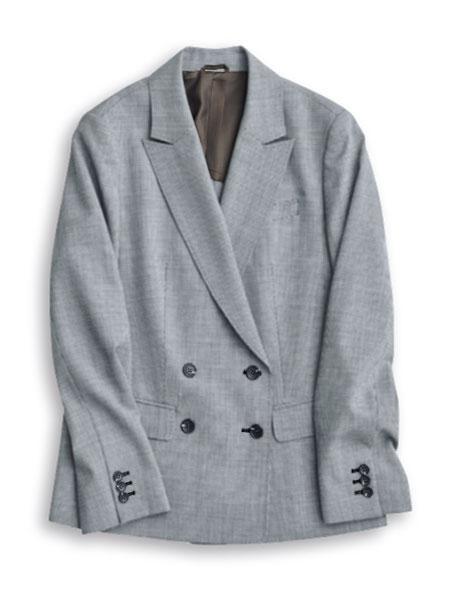 ザ・スーツカンパニーの千鳥格子ジャケット