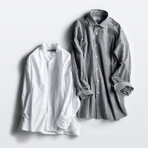 インディビジュアライズド シャツの コットンシャツ