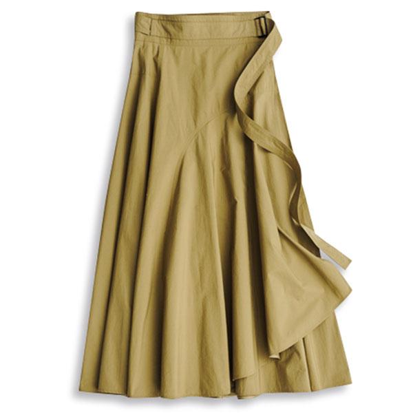 エイトンのデザインスカート