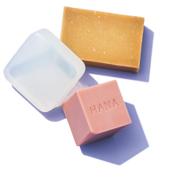コールドプレスト製法の石鹸