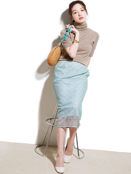 【夏ファッション2019】レディースのファッション20選