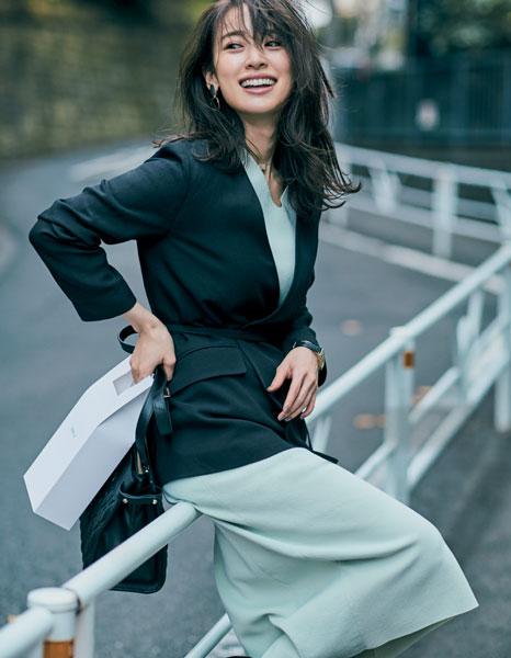 コンサバファッション25選【2019春】スカート・パンツのコンサバ