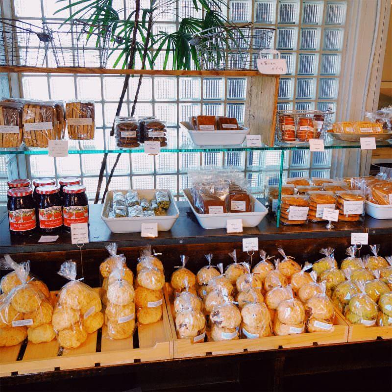 NASU SHOZO CAFE 店内