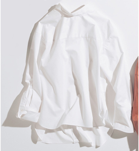 【MACPHEE】の両A面2Wayシャツ