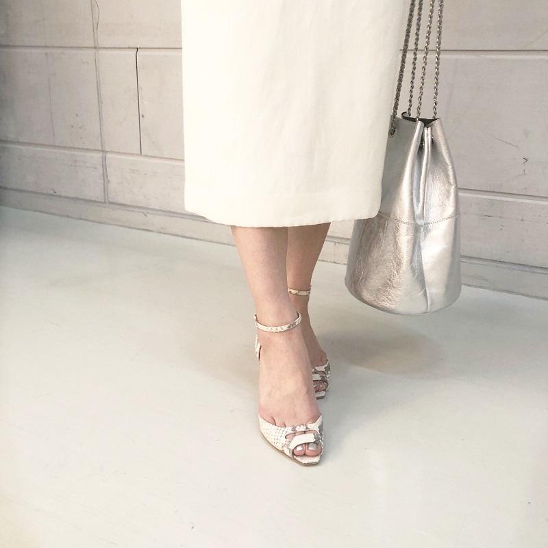 PELLICO パイソン柄の靴