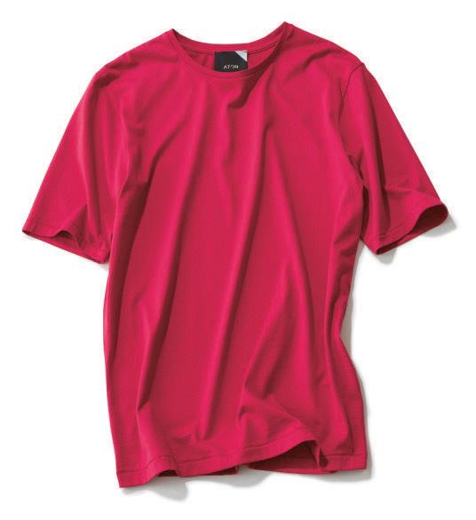 【5】エイトンの赤Tシャツ