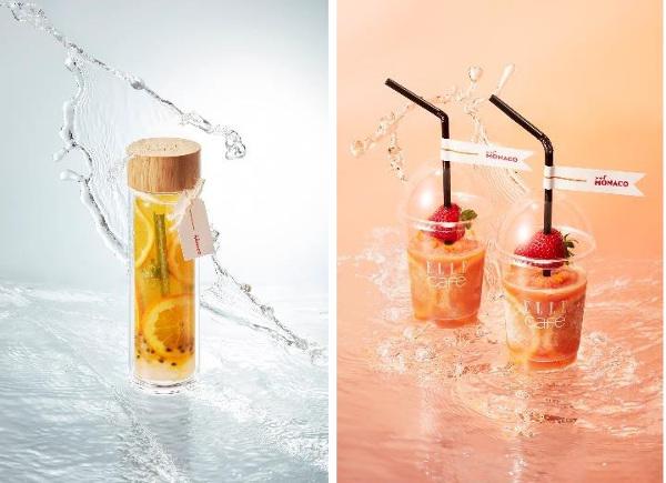 サマーオレンジティーボトル オランジュリーフロゼ