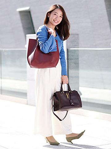広告代理店勤務・27歳 高峯寿美さん