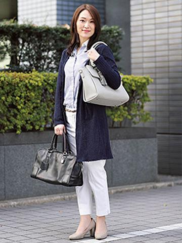 広告代理店勤務・33歳 平島ひさ美さん