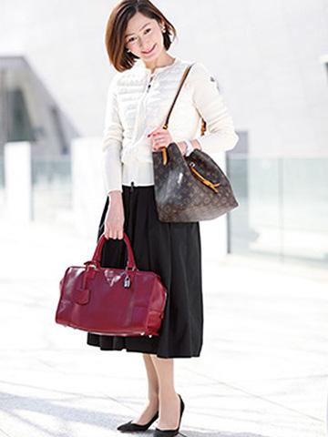 金融関連会社勤務・35歳 岡林亜衣さん