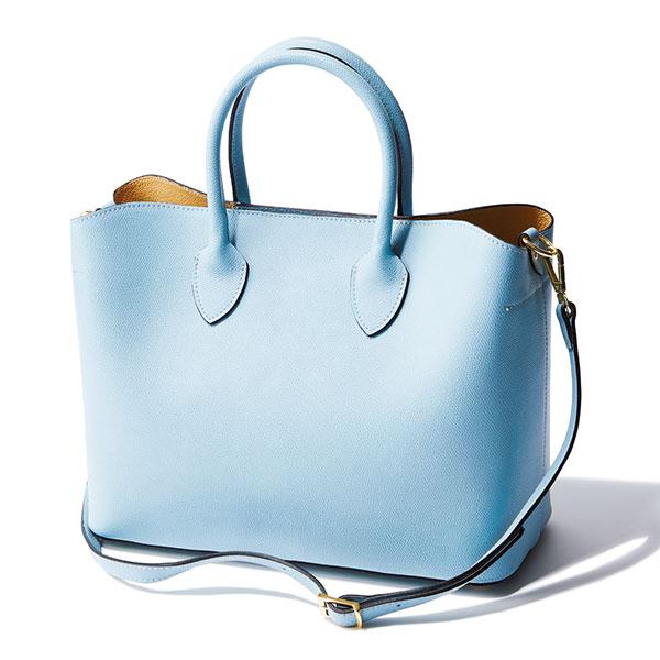 MARIO BIANCHINI|マリオ・ビアンキーニのポーチ付きバッグ