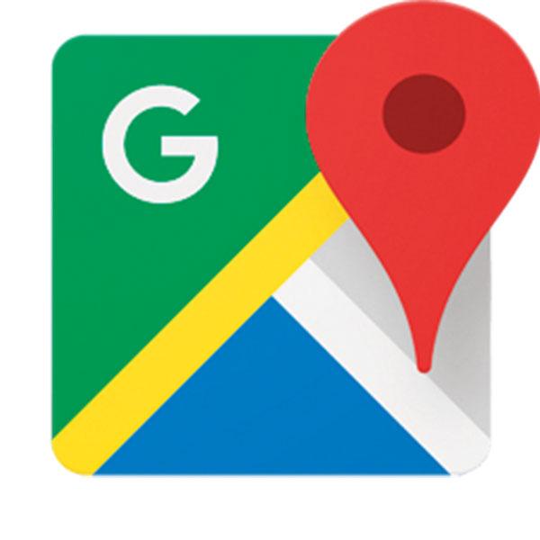 Googleマップ オフラインマップ