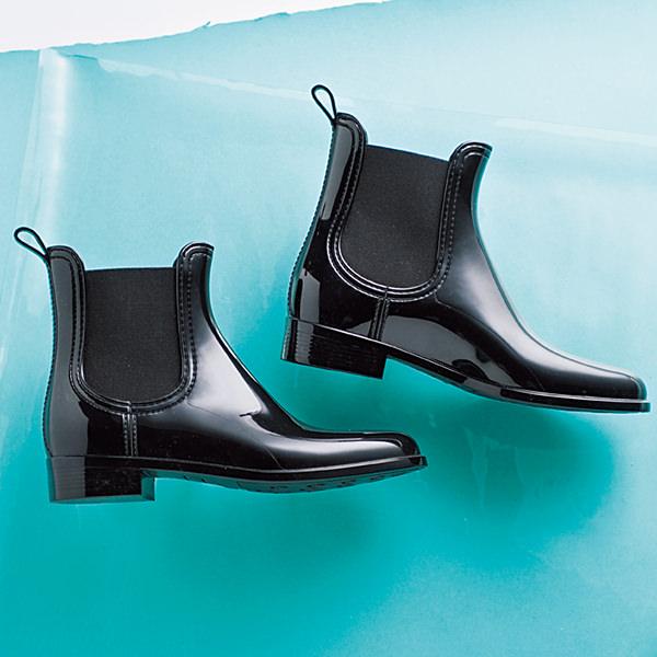 J&M DAVIDSONのショート丈ブーツ