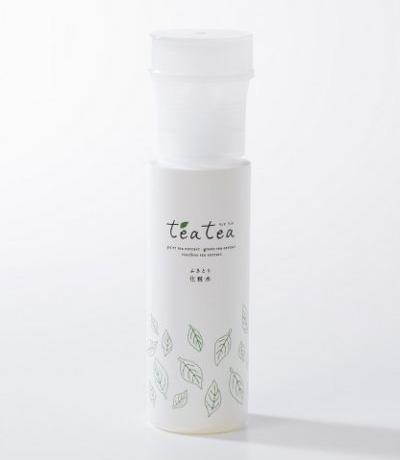 teatea|美容デスクが推薦! ふき取り化粧水