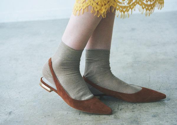 BALDAN|バルダンのストラップ靴