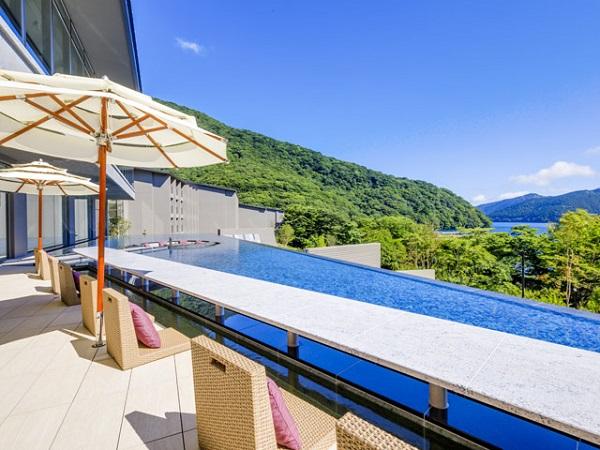 箱根・芦ノ湖 はなをり:プール