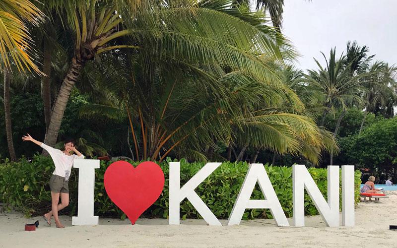 カニフィノール島 I♡KANI