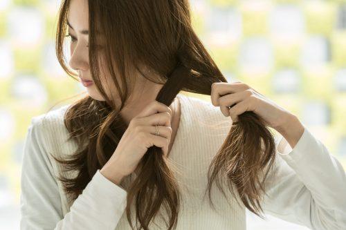 ハットヘアにもOKな簡単まとめ髪