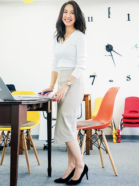 語学教育サービス会社 代表取締役 樋口亜希さん
