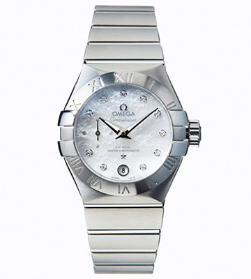 「オメガ」のブレスレット時計
