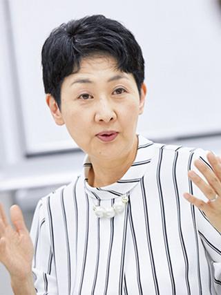 TBS報道局解説室長 牧嶋博子さん