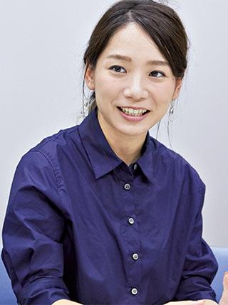高峯寿美さん(27歳) 広告代理店勤務