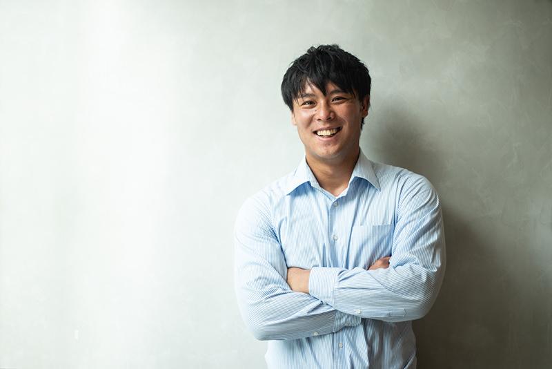 NTTコミュニケーションズの牧野内翔馬選手