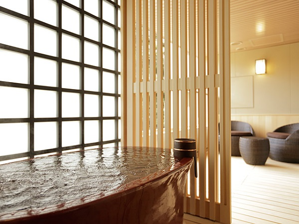 箱根湯本温泉 月の宿 紗ら:浴室