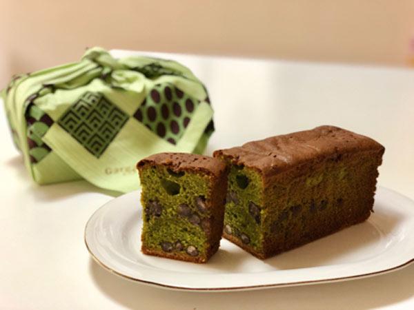 帝国ホテル 東京「抹茶のケーキ『テ ヴェール』」