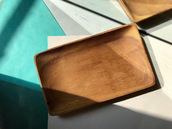 【3coins】木皿