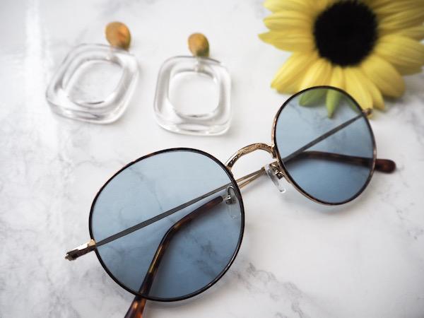 Valmuerのライトカラーサングラス