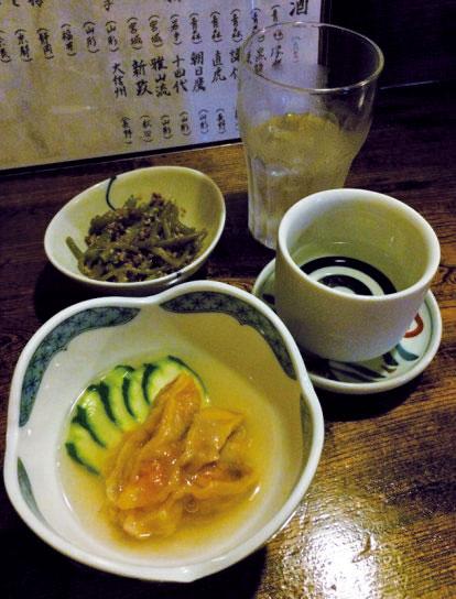 ほや酢 日本酒
